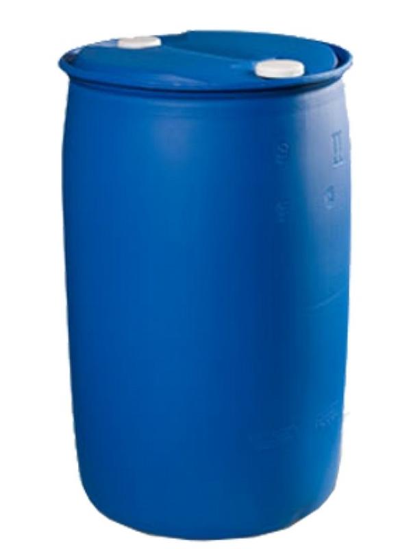 Plastic barrels: