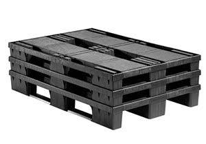 Reinforced pallets